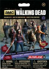 Building Sets Series 3 Walking Dead Collectible Figures Mystery Pack [Humans]