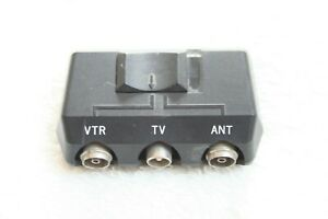 Switch - ANT/VCR and TV
