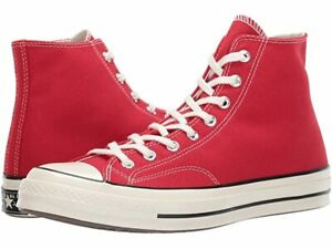 Converse Chuck Taylor All Star '70 Hi Top  Enamel Red    Size 10.5   164944C