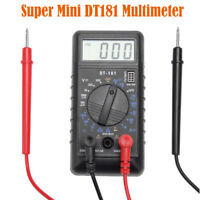 Digital Mini Multimeter LCD Voltage Ammeter OHM Diode Voltmeter Meter Tester New