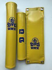 DG BMX VINYL Pad Set P.K. Ripper  Oldschool REPOP Kuwahara REDLINE PROLINE Yello