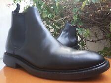 Church's Goodward Men's Black Leather Chelsea Boots Size US 8.5 || UK 7.5 G