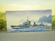 1/400 Kit Heller No. 81010 ZERSTORER Z 31- 1942- DESTROYER New Sealed Box