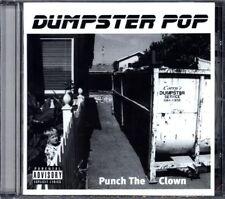 DUMPSTER POP - PUNCH THE CLOWN (still sealed cd) - MOON CD 068