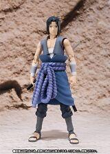 Bandai SH Figuarts Naruto Shippuden Sasuke Uchiha (Itachi Battle) Action Figure