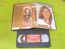 SHEILA - LA CASSETTE D'OR !!! RARE VIDEO IBACH !!!!!!!!!!!!!!