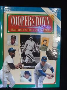 1999 COOPERSTOWN BASBALL's HALL OF FAMERS, Ruth Aaron Mantle New