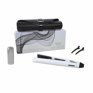 GlamPalm GP225AL Clinic Hair Straightener Nano-Vibrating Technology Glam Palm