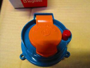 Legrand Martin Lunel 400093 Metal Picture Socket 3P+N+E, 10A, 380V to 415V