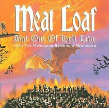 Meat Loaf - Bat Out of Hell - Live With The Melbourne Sym... CD
