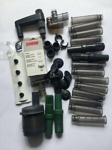 Eheim Installationsset Ersatzteile, Durchflussindikator, Vorfilter ect