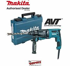 TASSELLATORE MAKITA SDS PLUS 800W MOD. HR2631F AVT C/LED