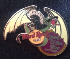 Hard Rock Cafe San Diego Lord Of The Pins Dragon Pin Limited Edition