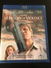 A History of Violence (Blu-ray Disc, 2010) Factory Sealed