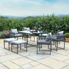 Cube Dining Garden Furniture 8 Seat Patio Set In/outdoor, Modern, High Quality!