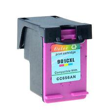 1PK 901XL Color Ink Cartridge for HP Officejet G510a J4524 J4580 J4660 4500