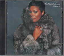 No Night So Long by Dionne Warwick (CD, Dec-2014, Funky Town Grooves) NEW SS