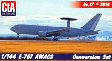 Cta Decals 1/144 Boeing E-767 Awacs Jasdf Resin Conversion Kit with Decals