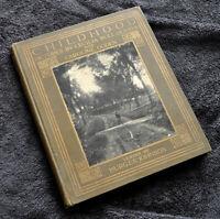 1912 Childhood Cecilia Bull Hunter Caroline Ogden 21 Tipped-in Photogravures