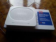 smart modem fibra tim adsl-vdsl2 nuovo!!!