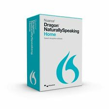 Nuance Dragon Naturally Speaking Home Personalized Voice-Driven Experience