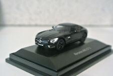 Schuco HO Mercedes AMG GTS Matte Black  NIB