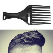 Professional Hair Comb Wide Teeth Pick Curly Brush Twist Volume Unisex Styler LE