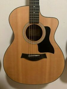 Taylor 114 CE Acoustic-Electric Guitar