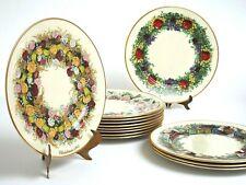 Lenox Original 13 Colonies Christmas Plate Collection