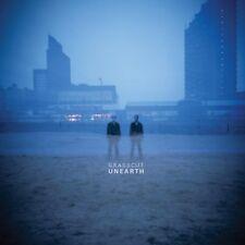 GRASSCUT-Unearth-Adv Promo CD-2012 Ninja Tune-Robert Wyatt- BUY 3 GET 1 FREE