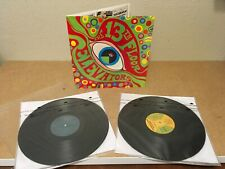 The 13th Floor Elevators 2xLP 2013 Re Mastered 180 gram re issue vinyl records