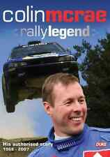 Various-Colin Mcrae -  Rally Legend  DVD NEW