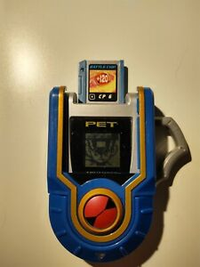 MegaMan NT Warrior Advanced PET English Version With One Battle Chip **HTF**