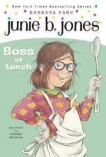 Junie B., First Grader: Boss of Lunch (Hardback or Cased Book)
