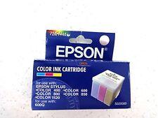 Epson S020089 Color Printer Cartridge FOR EPSON STYLUS