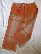 Miss Sixty Damen Shorts Hose Leinen Casual Pant W28/L26 normal waist regular fit