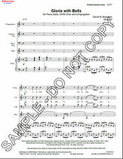 NEW Gloria with Bells for Piano, Bells, SATB Choir and Congregation DWB-131031.1
