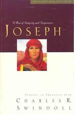 JOSEPH - MAN OF INTEGRITY AND FORGIVENESS - CHARLES SWINDOLL - GREAT USED PB