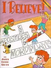 I Believe!  Apostles' Creed Wordplays, Stohs, Anita Reith, Acceptable Book