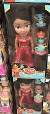 Disney Princess Tea Time With Elena Of Avalor & Jaquin Toddler Doll Store Gift