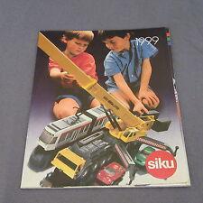 773B Siku 1999 Catalogo 32 pagine 11,5 X 14,7 CM