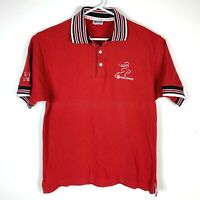 Holden ISC Vintage Polo Shirt Size Men's Large