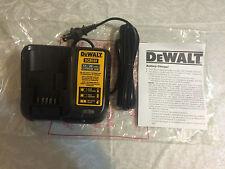 DEWALT CHARGER DCB107 12V/20V MAX LITHIUM ION