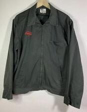 VTG Riverside x Coca Cola Flexbac Full Zip Work Jacket 44L USA