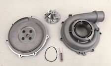 LLY Duramax 66mm Turbo Wheel And Cover Kit