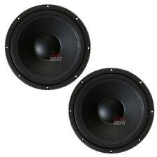 2 JBL Selenium 12W10P Nd SLF Neodymium Woofer for PA Line Array Monitor Speaker