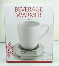 """Beverage Warmer for Coffee Tea Soup Cocoa 5"""" Brand New"""