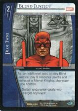 Marvel VS CCG - Marvel Knights - Blind Justice #30