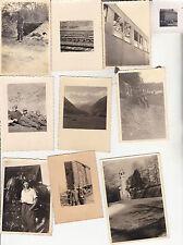 lotto foto tedesche III reich  Whermacht alcune con scritte al retro