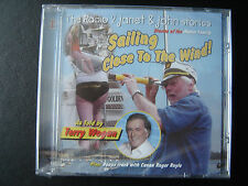 "Radio 2 JANET & JOHN Stories ""SAILING CLOSE TO THE WIND"" - TERRY WOGAN - New CD"